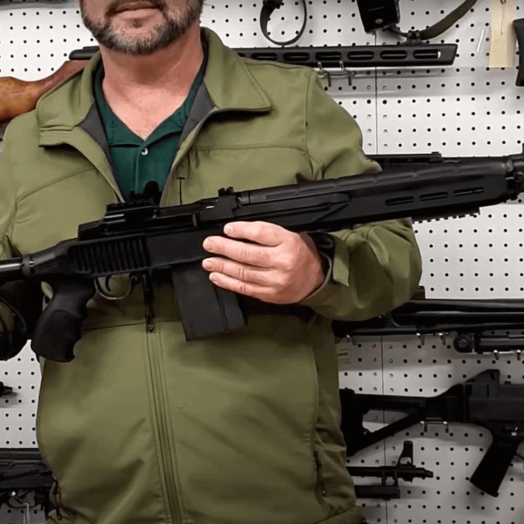 Still image of Atlantic Firearms